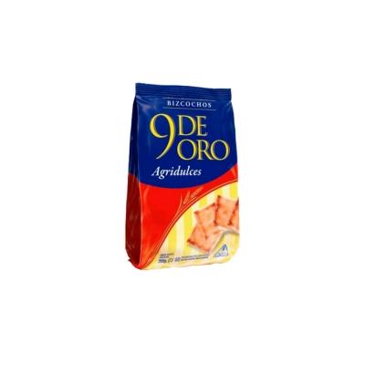 9 De Oro Agridulce.......x200g