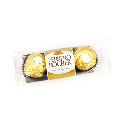 Bombon Ferrero Rocher......x3u