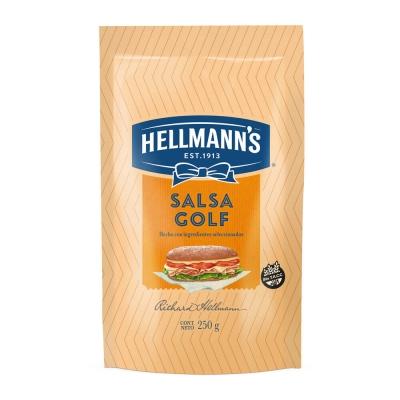 Salsa Golf Hellmans D.p..x250g