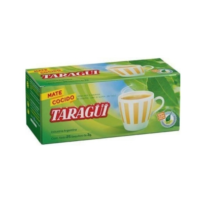 Mate Cocido Taraguix25u