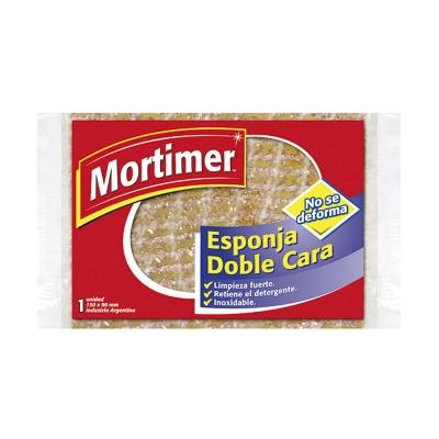 Esponja Mortimer Doble Cara...