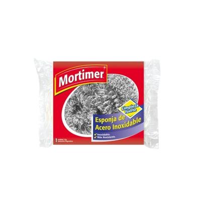 Mortimer Esponja Plateada.x13g
