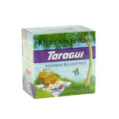 Te Taragui Mezcla Hierbas.x10u