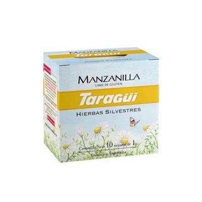 Te Taragui Manzanilla.....x10u