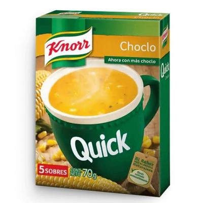 Sopa Quick Choclo..........x5u