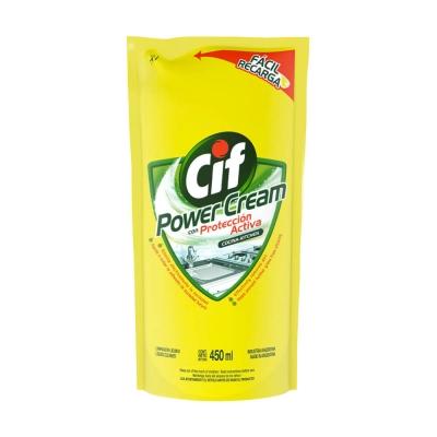 Cif Power Cr.cocina D.p..x450m
