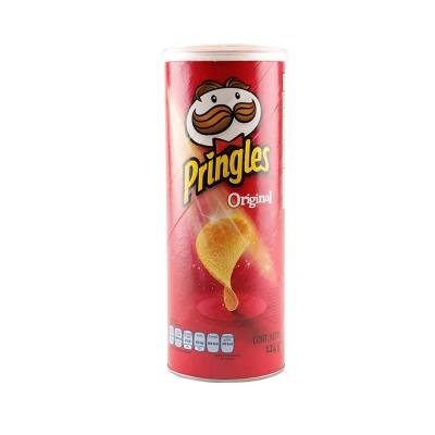 Papas Pringles Original..x124g