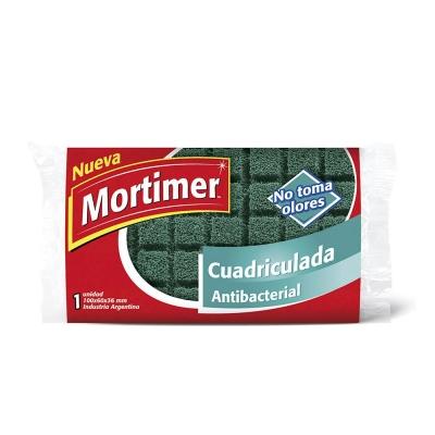Esponja Mortimer Antibacteria.