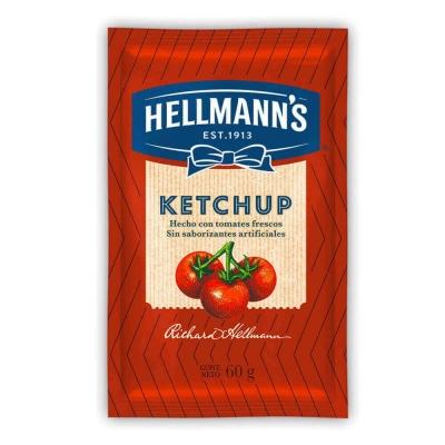 Salsa Ketchup Hellmanns...x60g