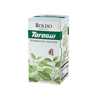Te Taragui Silvestre Boldox25u