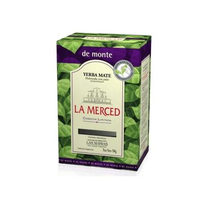 Yerba La Merced Cam/mont.x500g