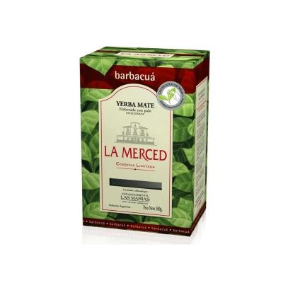 Yerba La Merced Barbacua.x500g