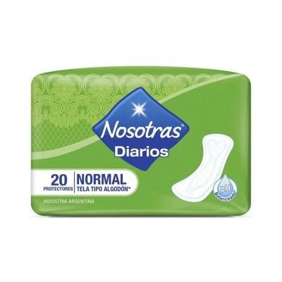 Protec.nosotras Normal....x20u