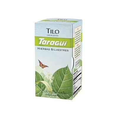 Te Taragui Silvestre Tilo.x25u