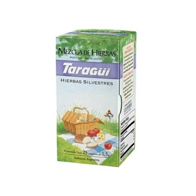 Te Taragui Silvestre Mezclx25u