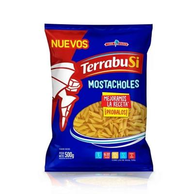 Fideos Mostach.terrabusi X500g