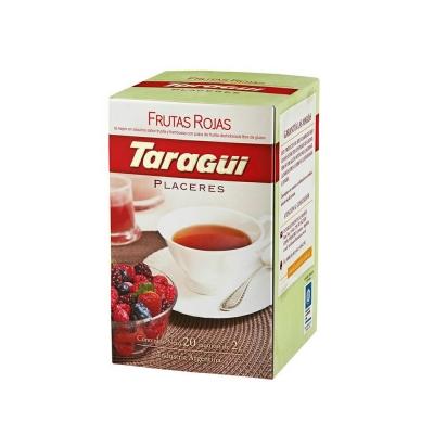 Te Taragui Placer F.rojos.x20u