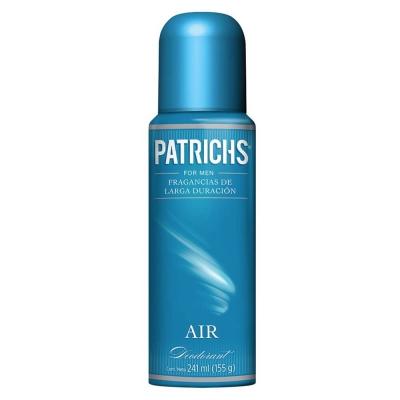 Desodor.patrichs Air.....x155g