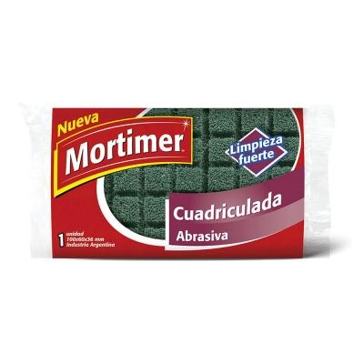Esponja Mortimer Abrasiva.....