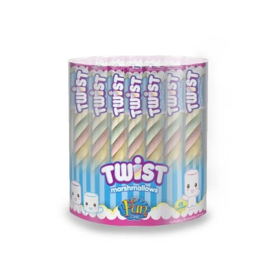 Marshm.twist Frut.pote 65ux12g