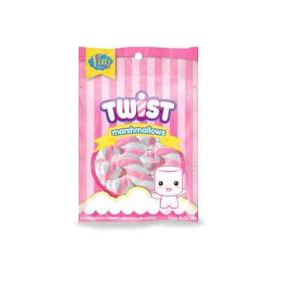 Marshm.twist Rosa Bolsa...x50g