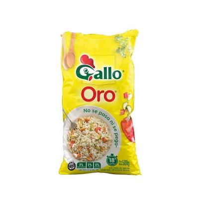 Arroz Gallo Oro..........x500g