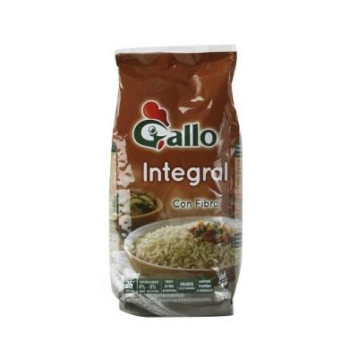 Arroz Gallo Integral.....x500g