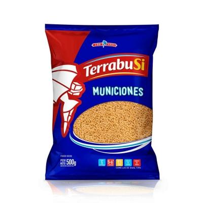 Fideos Municion Terrabusix500g