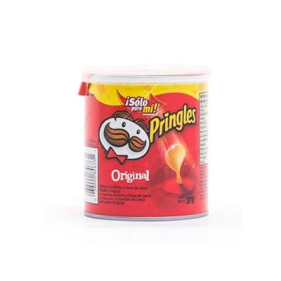 Papas Pringles Original...x37g