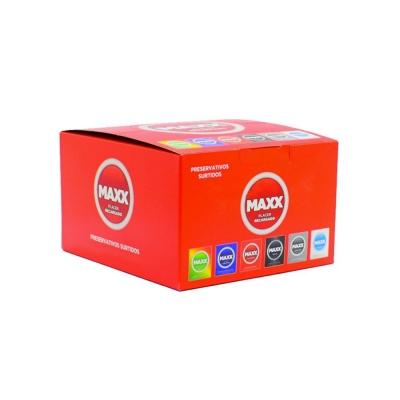 Profilactico Maxx Mixta...x12u