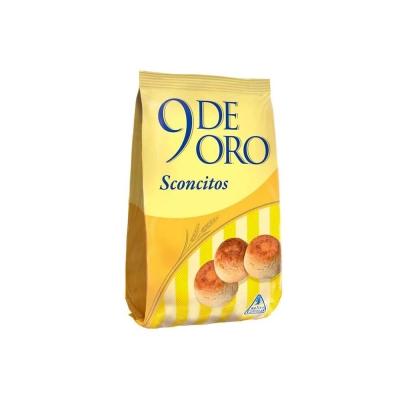 9 De Oro  Sconcitos......x200g