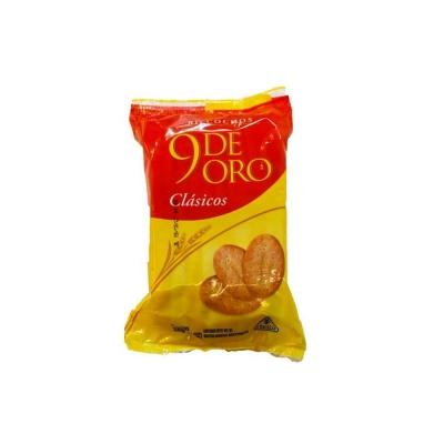 9 De Oro Grasa...........x100g