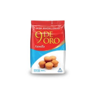 9 De Oro Mini Madal.vainix140g