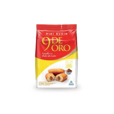 9 De Oro Minibud.va.dce.lx215g