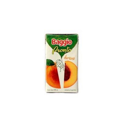 Jugo Baggio Durazno......x125c