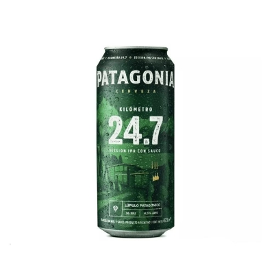 Patagonia  Lata.....x473cc