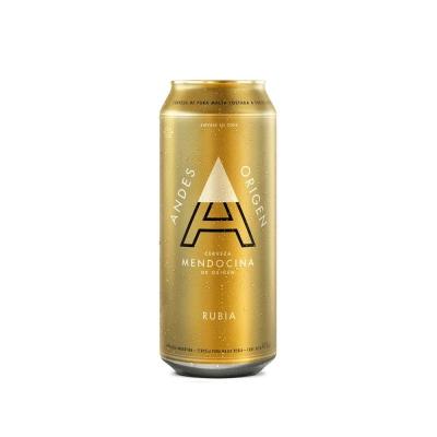 Cerveza Andes Origen Latax473c