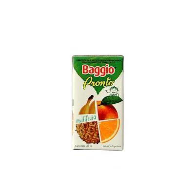 Jugo Baggio Mix Frutal...x125c