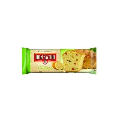Don Satur Budin C/fruta..x220g