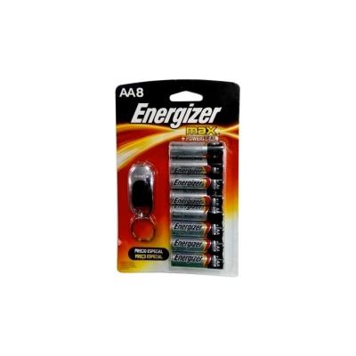 Pilas E91 Aax8u+llavero Luz