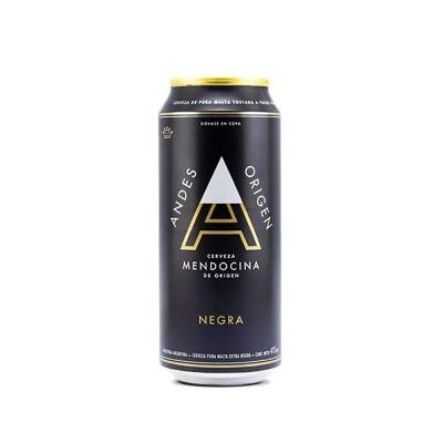 Cerveza Andes Origen Lata Negrax473c