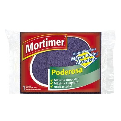 Mortimer Fibra Esponja Pdrsa X1u