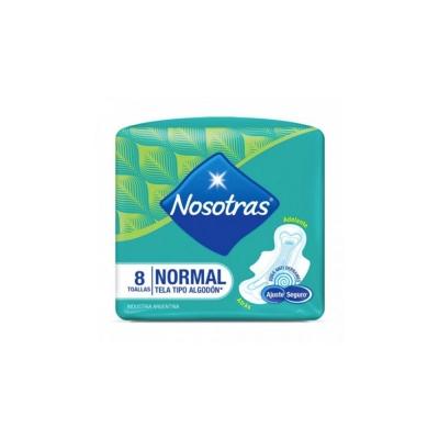 Toa.nosotras Normal Tipo Algodonx8u