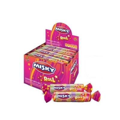 Goma Misky Roll 24ux35g