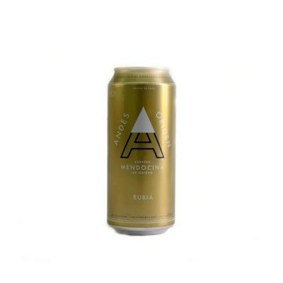 Cerveza Andes Rubia X473c