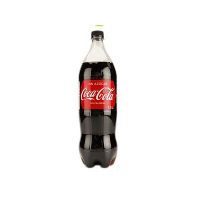 Coca Cola Sin Azucar....x1.5l