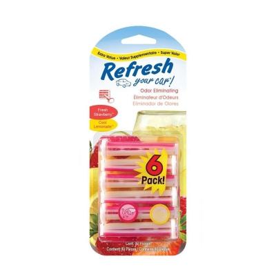 Refresh Your Car Dual Stick Frut/lim. Elimin.olor
