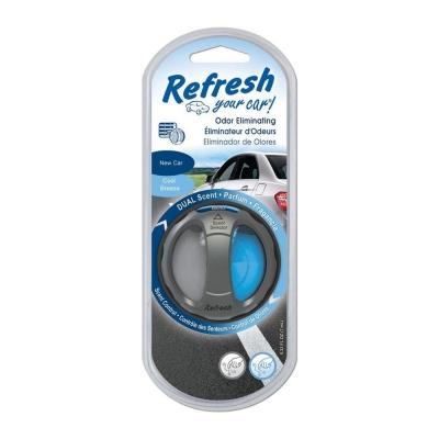 Refresh Your Car Dual Auto N/breeze Aromatizante