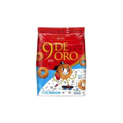 9 De Oro Anillito Cocox120g
