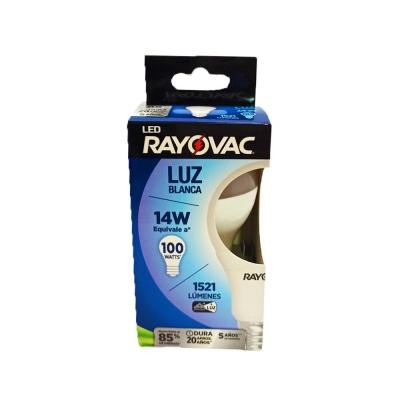 Lam.rayovac 14w Blanca (100w)